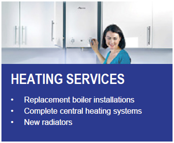 Heating Services Horsham & Worthing